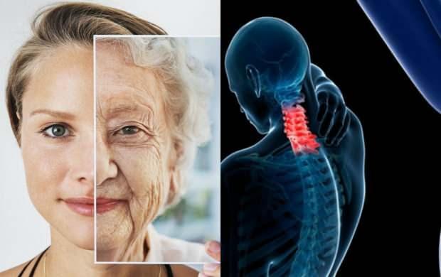 yaşlanma ve kemik ağrılarını azaltır