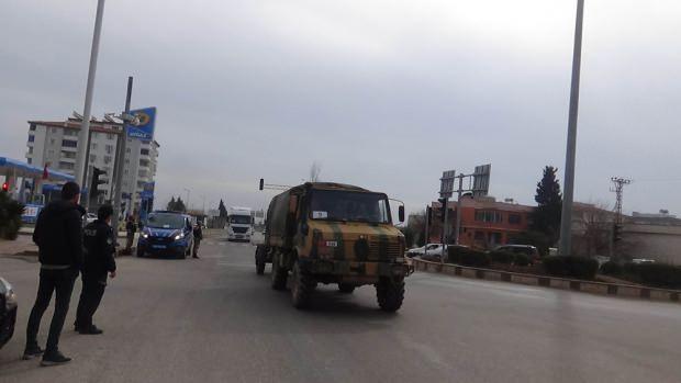 Son dakika - Kilis'ten İdlib'e komando sevkiyatı