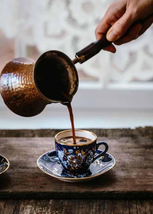 Selülitleri gideren Türk kahvesi diyeti