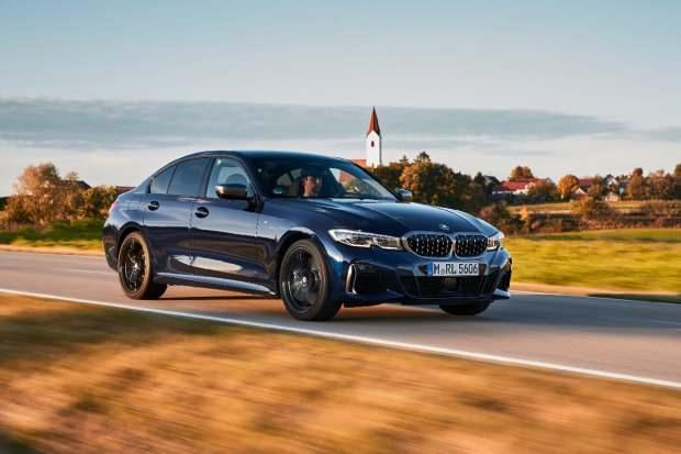 Yeni BMW M340d Sedan