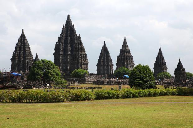 Yogyakarta tapınak bölgesi