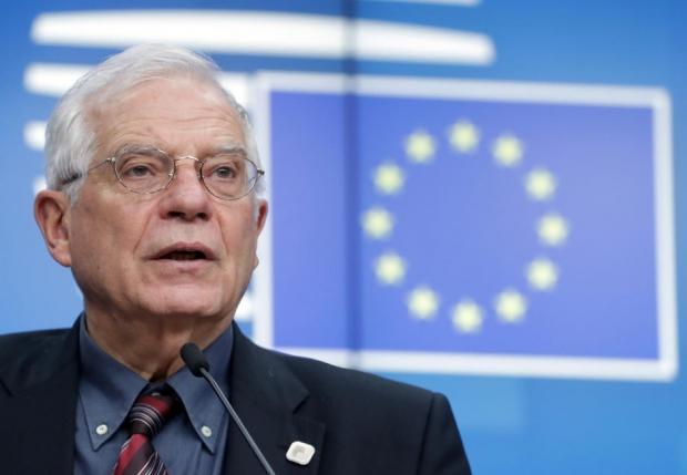 Avrupa Birliği (AB) Dış İlişkiler ve Güvenlik Politikaları Yüksek Temsilcisi Josep Borrell