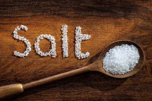 tuz nasıl bırakılır?