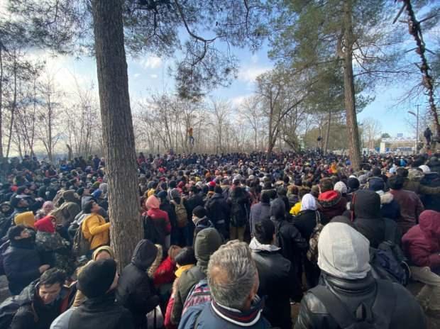 Son dakika - Uluslararası Af Örgütü'nden Yunanistan ve Bulgaristan'a göçmen çağrısı!