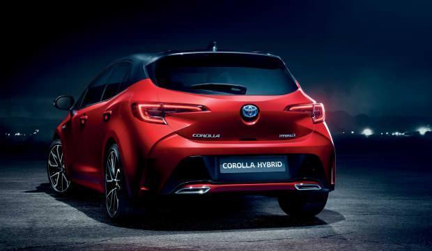 2020 Toyota Corolla HB görenleri hayran bıraktı! İşte yeni Corolla fiyatı ve özellikleri