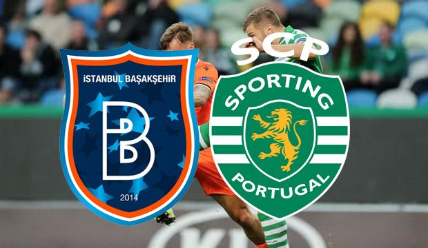 Başakşehir Sporting Lizbon maçı ne zaman saat kaçta? muhtemel kadrolar belli oldu!