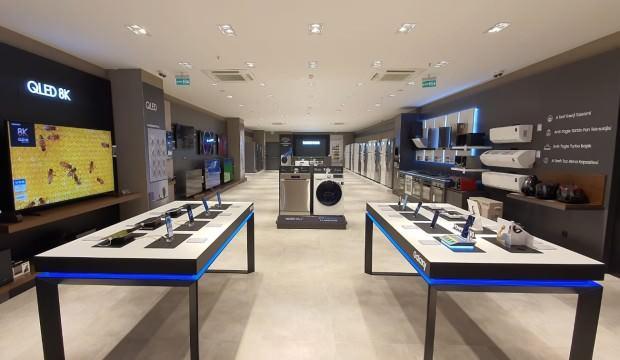 Çağdaş Holding 10'uncu Samsung mağazasını Denizli'de açtı