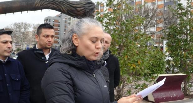 MÜDAD Bursa temsilcisi Cemile Demirel