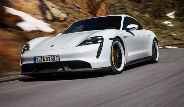 Elektrikli Porsche 2020 Taycan'ın Türkiye fiyatı belli oldu ...