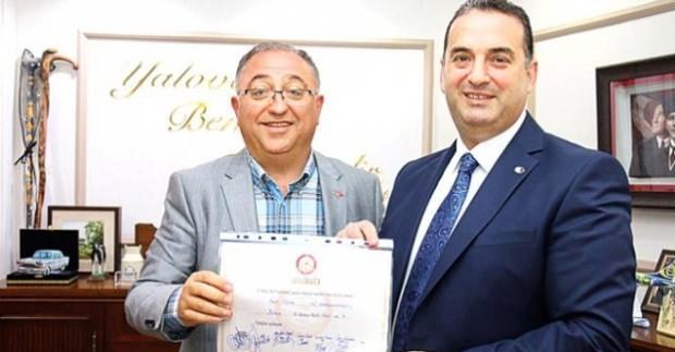 Son dakika | Yalova Belediye Başkanı Vefa Salman ve tutuklu bulunan belediye başkan yardımcısı Halit Güleç,