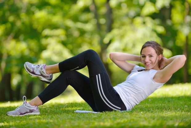 egzersiz yaparak vücut rahatlatılmalı
