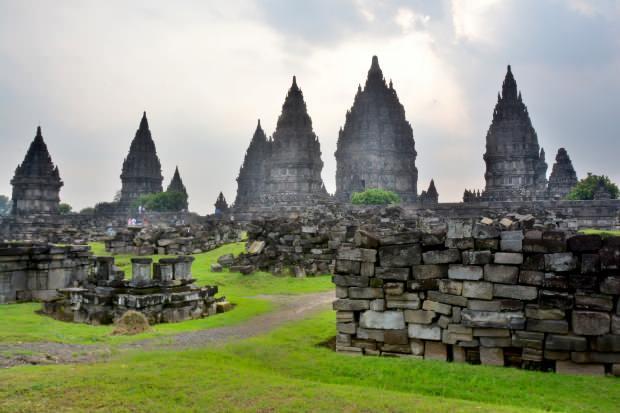 Yogyakarta gezilecek yerler