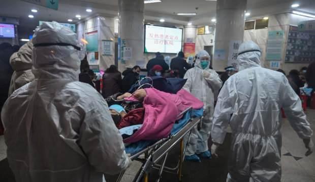 Çin'de ölü sayısı 2 bin 790'a çıktı
