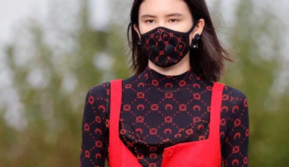 Louis Vuitton'dan coronavirüs salgınına karşı maske
