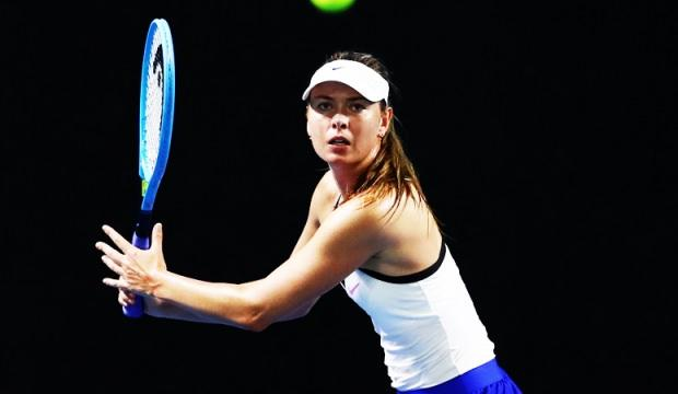 Maria Sharapova tenise veda ettiğini duyurdu!