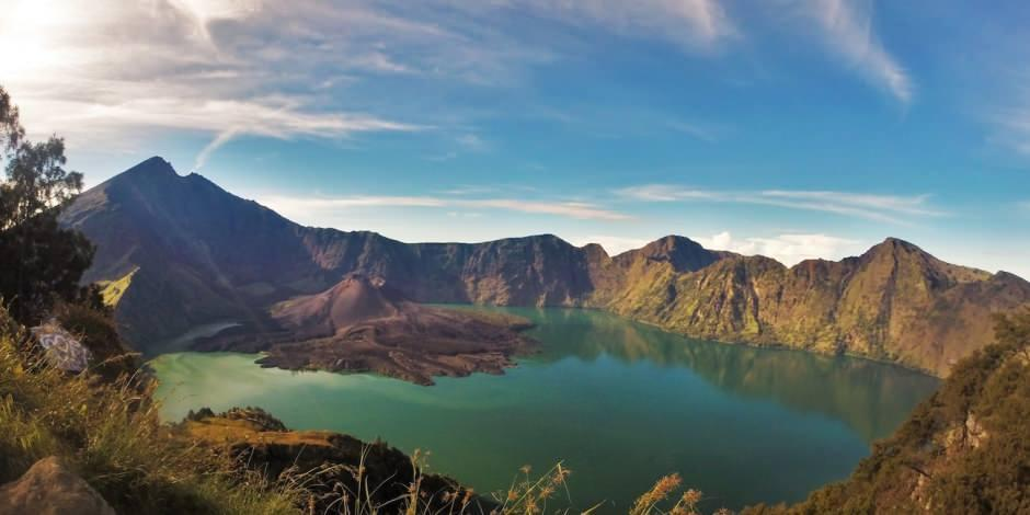 Okyanusun ortasında inci gibi ada: Lombok