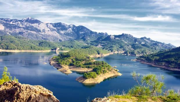 Türkiye'deki doğal oluşum gölleri