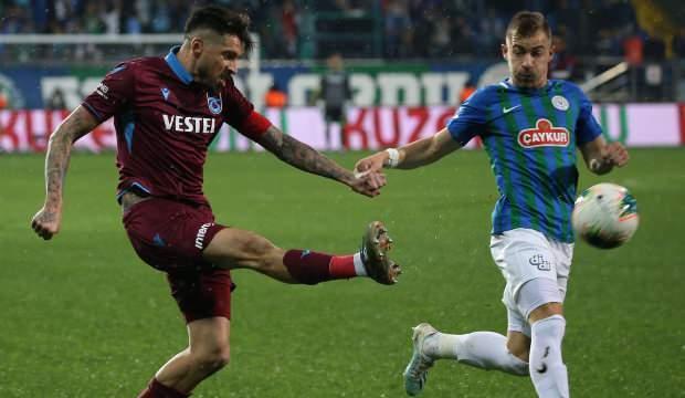 Trabzonspor'un büyük üstünlüğü! Tam 13 yıl...