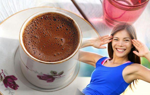 Spordan önce ve sonra kahve içmek zayıflatır mı?