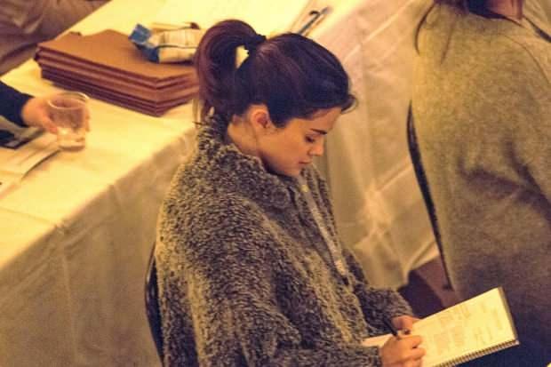 Selena Gomez Crimecon etkinliğinde