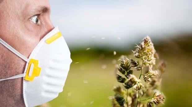 bahar alerjisi polenler, ev hayvanları, artan sıcaklık ve toz nedeniyle yaşanır