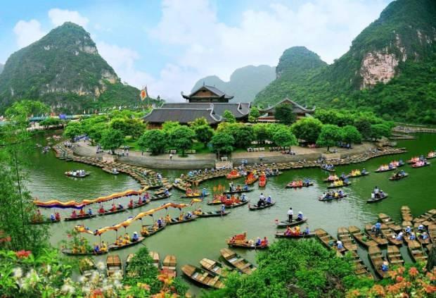 Vietnam'da gezilecek yerler