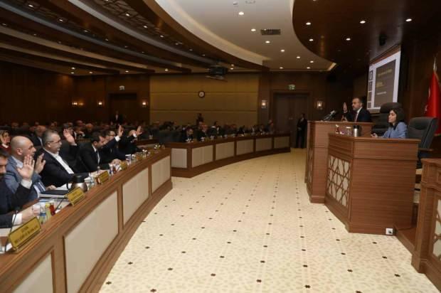 Plan değişikliği Bursa Büyükşehir Belediye Meclisi'nde oy birliğiyle kabul edildi