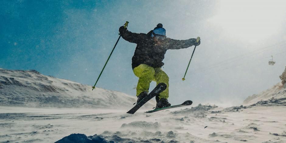 Ergan Dağı ekstrem sporcularla dünyaya tanıtılıyor
