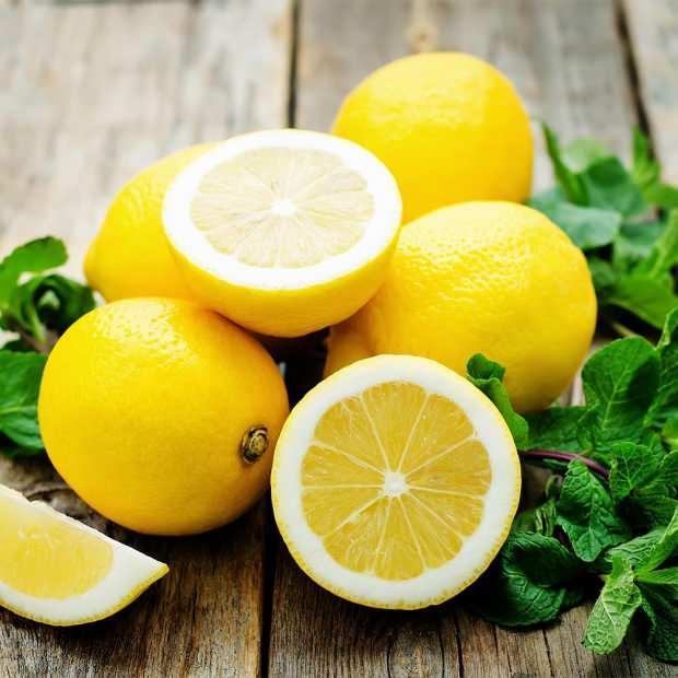 Maydanozlu limonlu su kürü