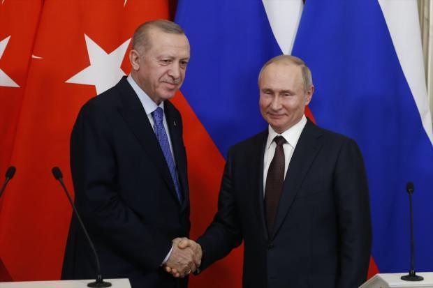 Son dakika: Erdoğan-Putin zirvesinden çıkan kararlar! 3 maddelik anlaşma