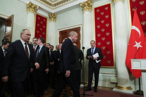 Son dakika- Türkiye-Rusya anlaşması sonrası ABD'den ilk açıklama