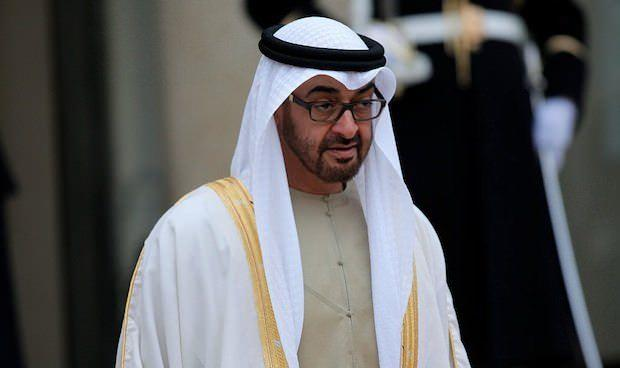 Abu Dabi Veliaht Prensi Muhammed bin Zayed