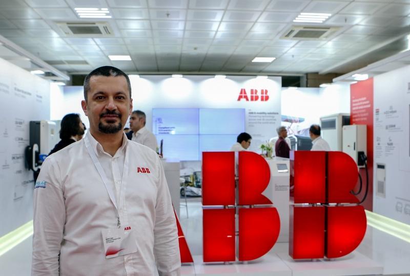 ABB Elektrik Türkiye'nin Ürün Pazarlama Uzmanı Metin Uçar