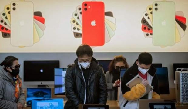 Apple'ın Çin'deki tüm mağazaları yeniden hizmete açıldı