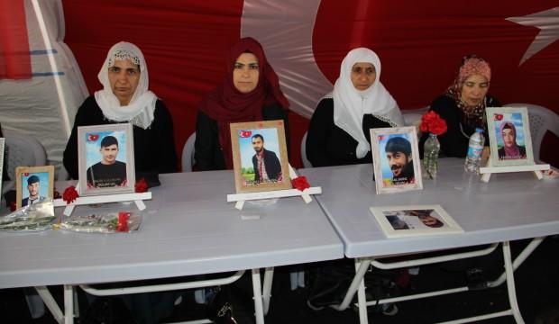 HDP önündeki evlat nöbeti 195'inci gününde 1