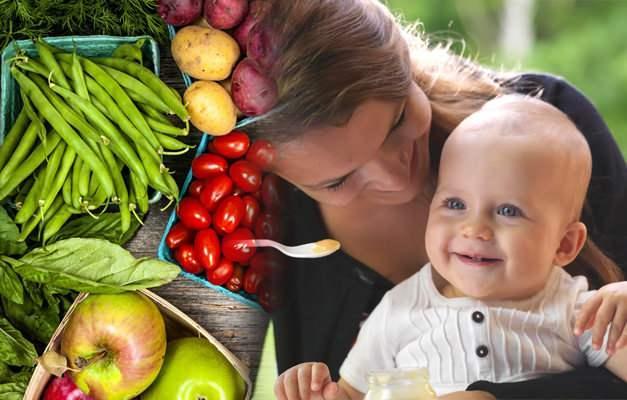 Bebekler ek gıdaya nasıl başlatılır?