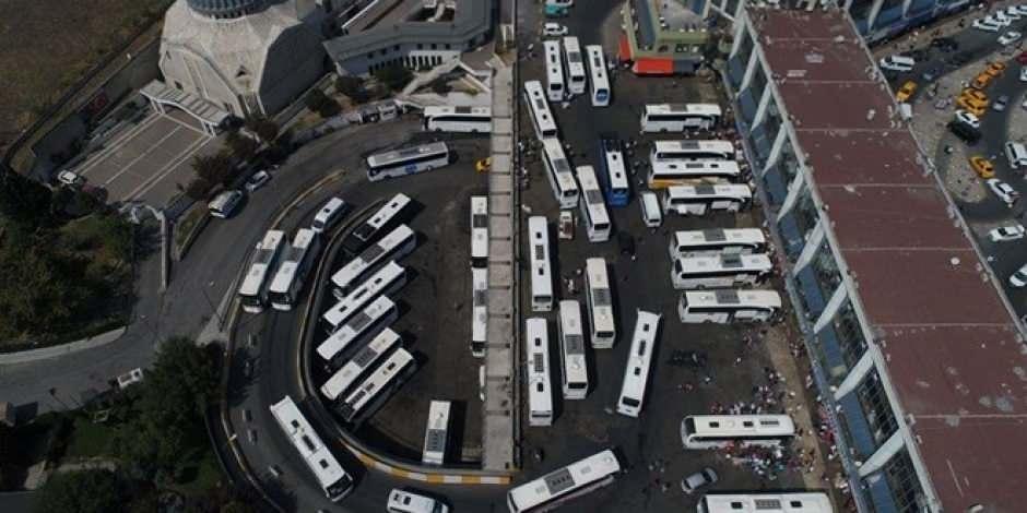 Otobüs firmalarına corona virüs uyarısı