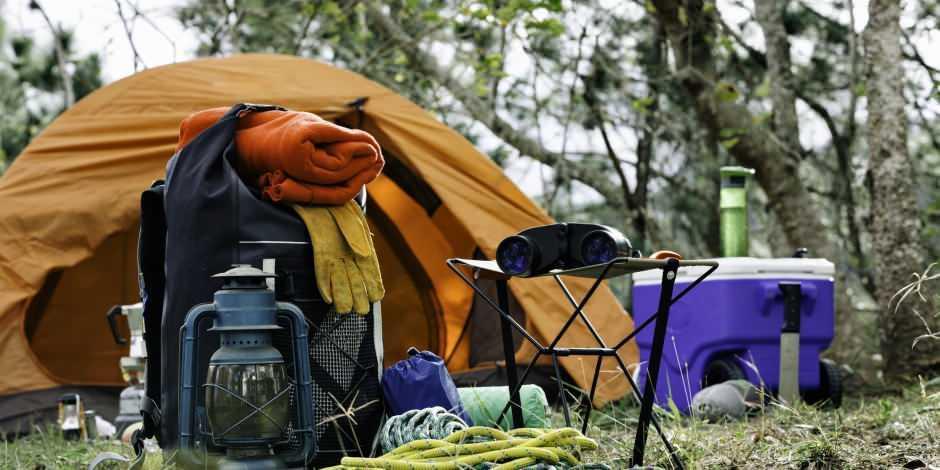 Sezon açıldı! Kamp malzemeleri listesinde neler var?