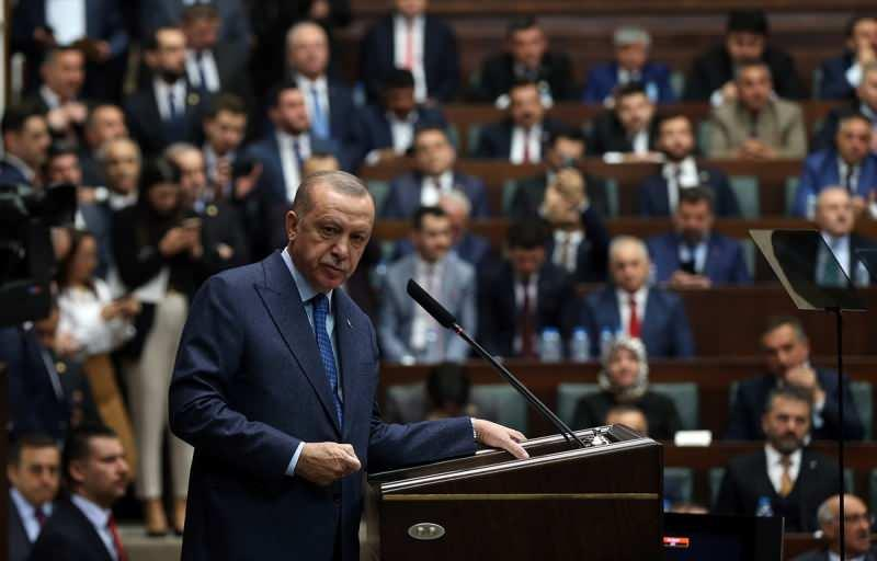Son dakika - Başkan Erdoğan'dan İdlib resti!