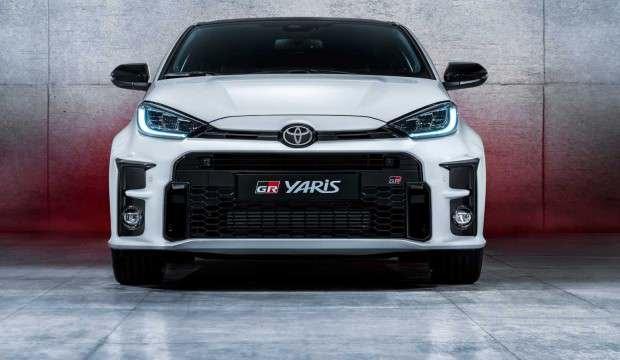 Toyota 2020 GR Yaris için ön satışlar başladı