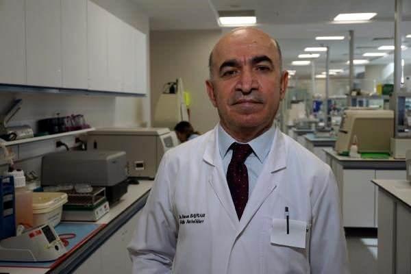 Türk Toraks Derneği Başkanı Prof. Dr. Hasan Bayram