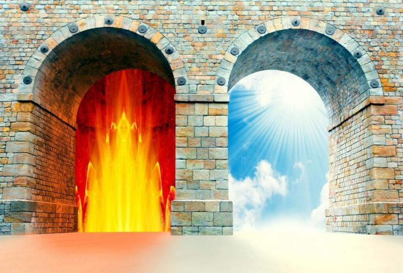Cennetin kapısının isimleri ve anlamları