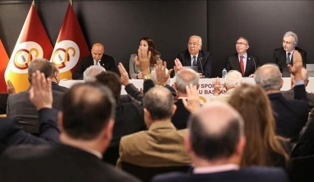 Galatasaray'da olağan umum konsey içtiması ertelendi 1