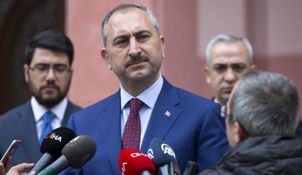 Adalet Bakanı Gül: Cezaevlerinde rastlanan müspet vaka yok 1