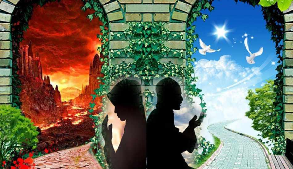 Cennete götüren faziletli zikir ve dualar! Cennetin 8 kapısı nasıl ...
