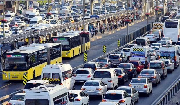 Corona virüsü İstanbul'da trafiği bitirdi! İstanbul'da trafik yoğunluğu yüzde 13'e düştü! 1