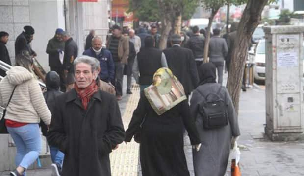 Elazığ'da vatandaşların sokakta yoğunluğu dikkat çekti 1