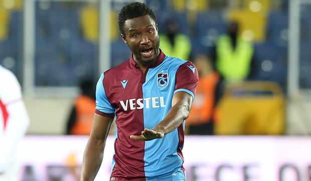 Trabzonspor'dan resmi Obi Mikel açıklaması! 'Menajeri şahit'