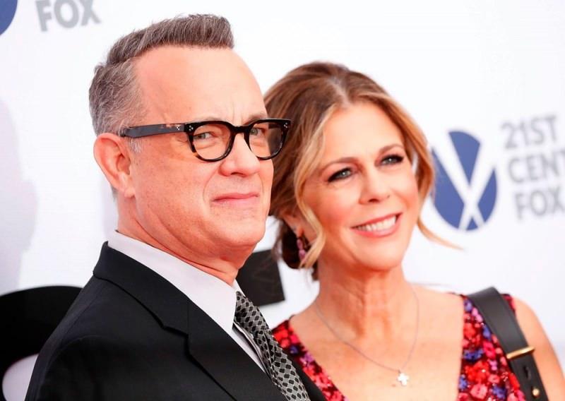 Tom Hanks taburcu oldu