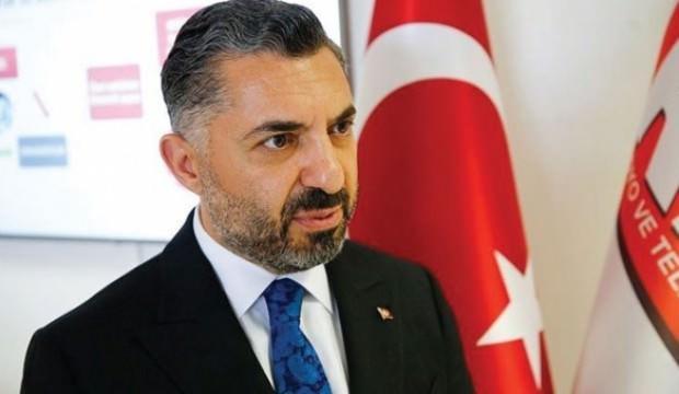 RTÜK Yöneticisi Şahin'den korona virüs açıklaması 1
